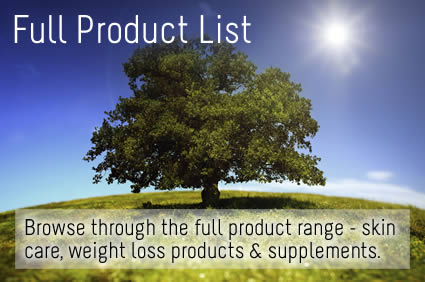 Herbalife Product List for Australia
