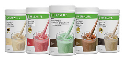Herbalife Products | Formula 1 Nutritional Shake Mix