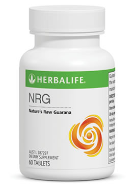 Nature's Raw Guarana (NRG)