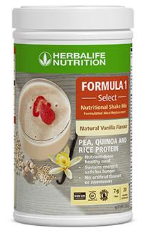 Formula 1 Select Shake Mix