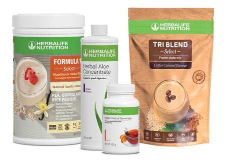 Select Healthy Breakfast Plus Pack