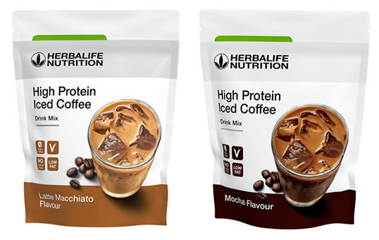 Herbalife Protein Iced Coffee